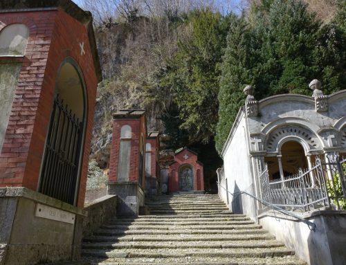 Cimitero Sacromonte di Laorca