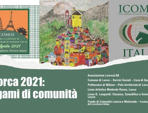 LaorcaLAB & ICOMOS 2021